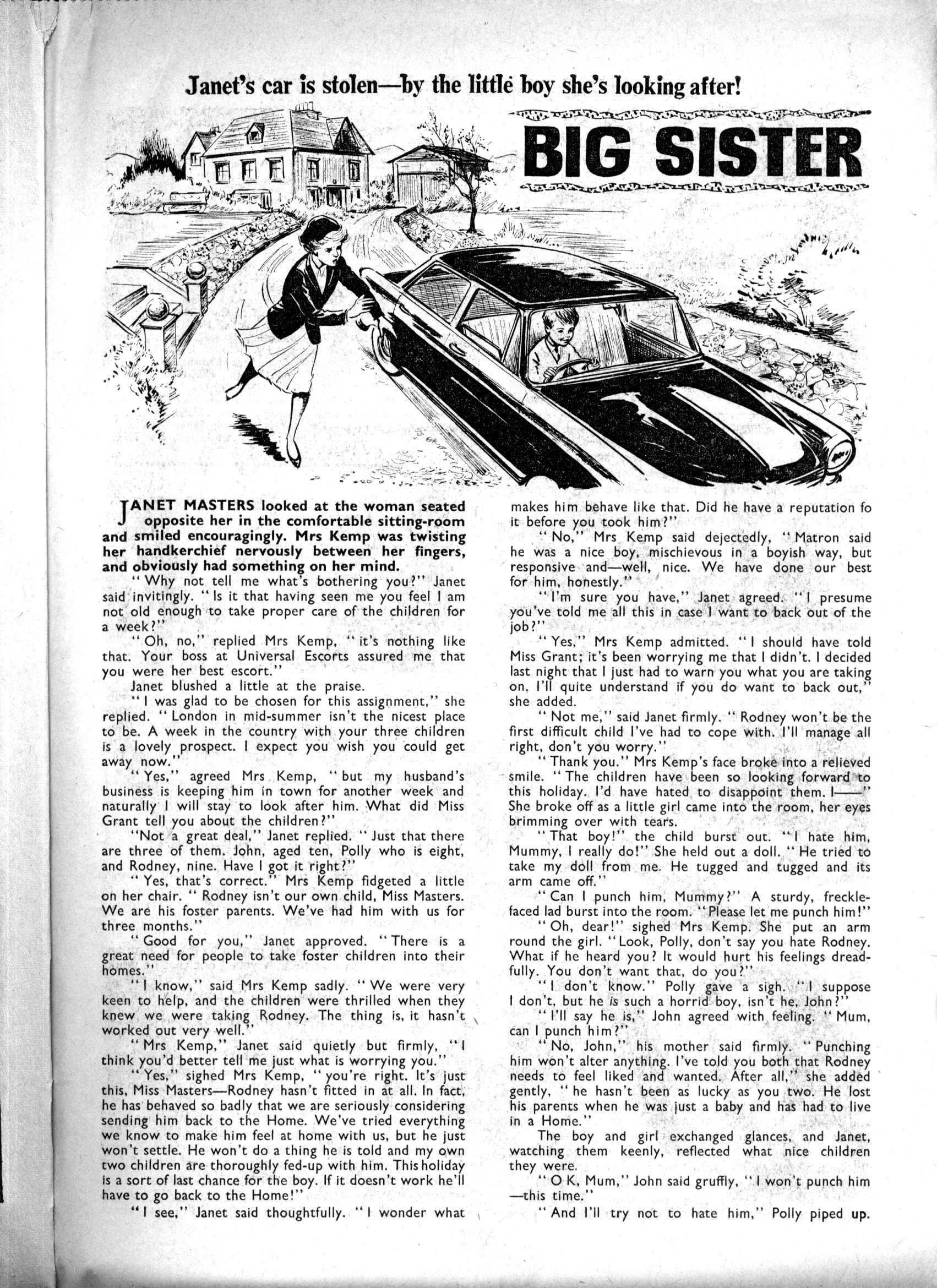 Read online Judy comic -  Issue #231 - 25