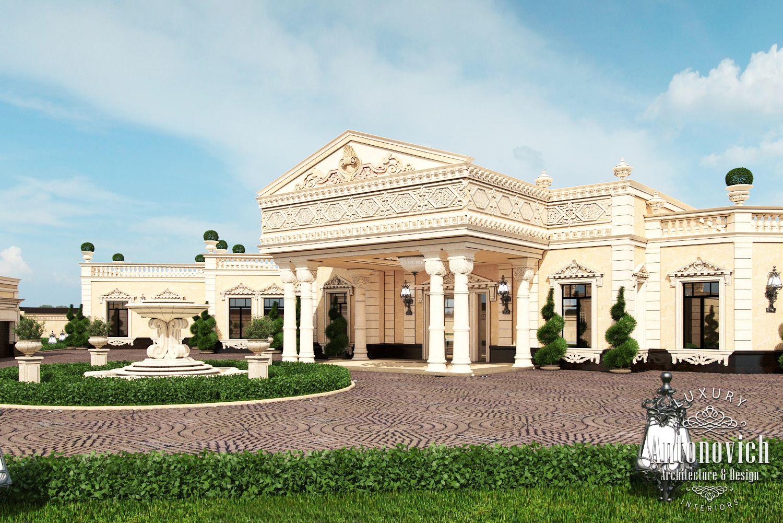 LUXURY ANTONOVICH DESIGN UAE: Exterior design