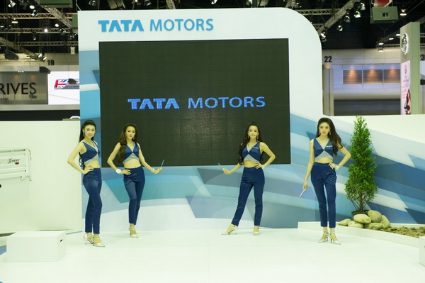 Thailand International Motor Expo 2015