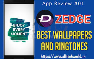 Aaj Ki Iss Post Me Hum Aapko Best HD Wallpapers Ringtones And Notification Tunes Android App Ka Review Denge Ye Hamari Site Par New Category Hai
