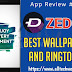 App Review #01 - Best Wallpaper And Ringtone App Review In Hindi || Zedge App Review In Hindi