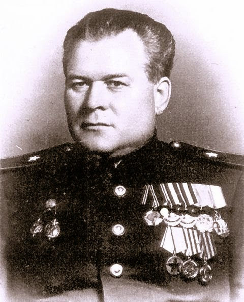 Vasili Blokhin's official photo