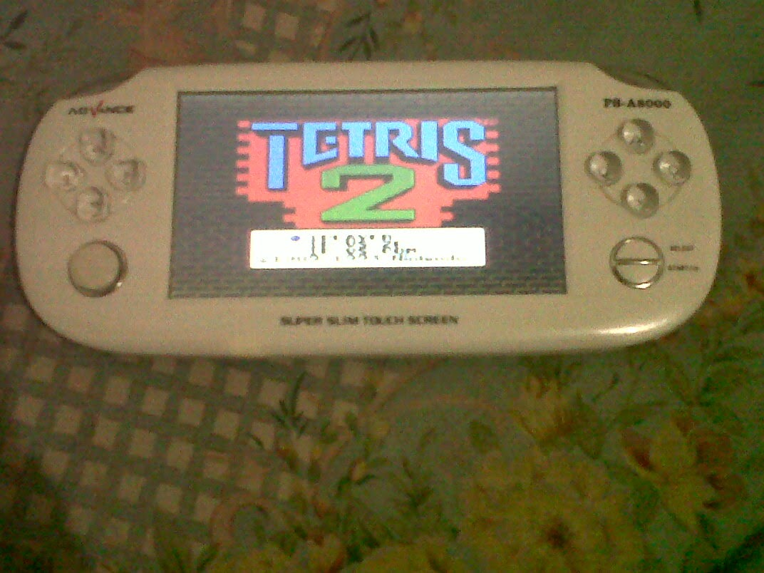 Game NES Tetris 2
