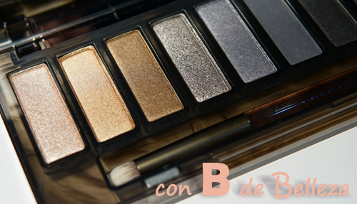 Review paleta de sombras