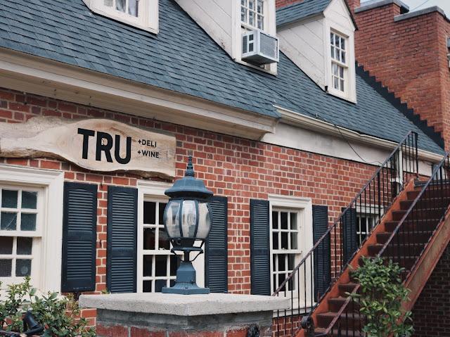 Tru Deli in Chapel Hill as photographed by Lauren Alston