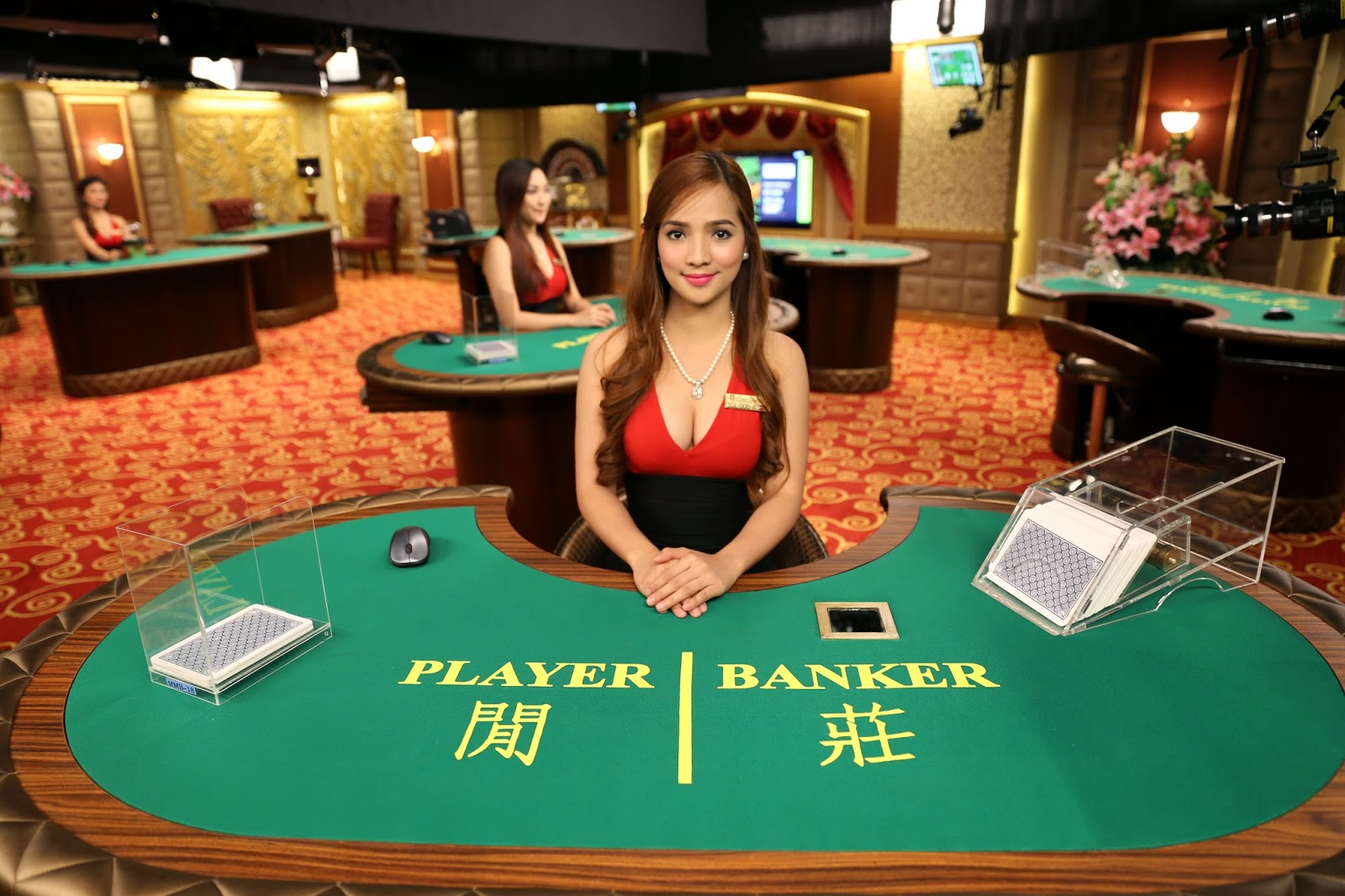 Online Casino Live Dealer