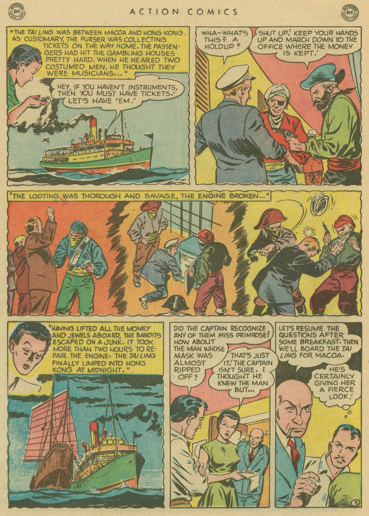 Read online Action Comics (1938) comic -  Issue #141 - 27