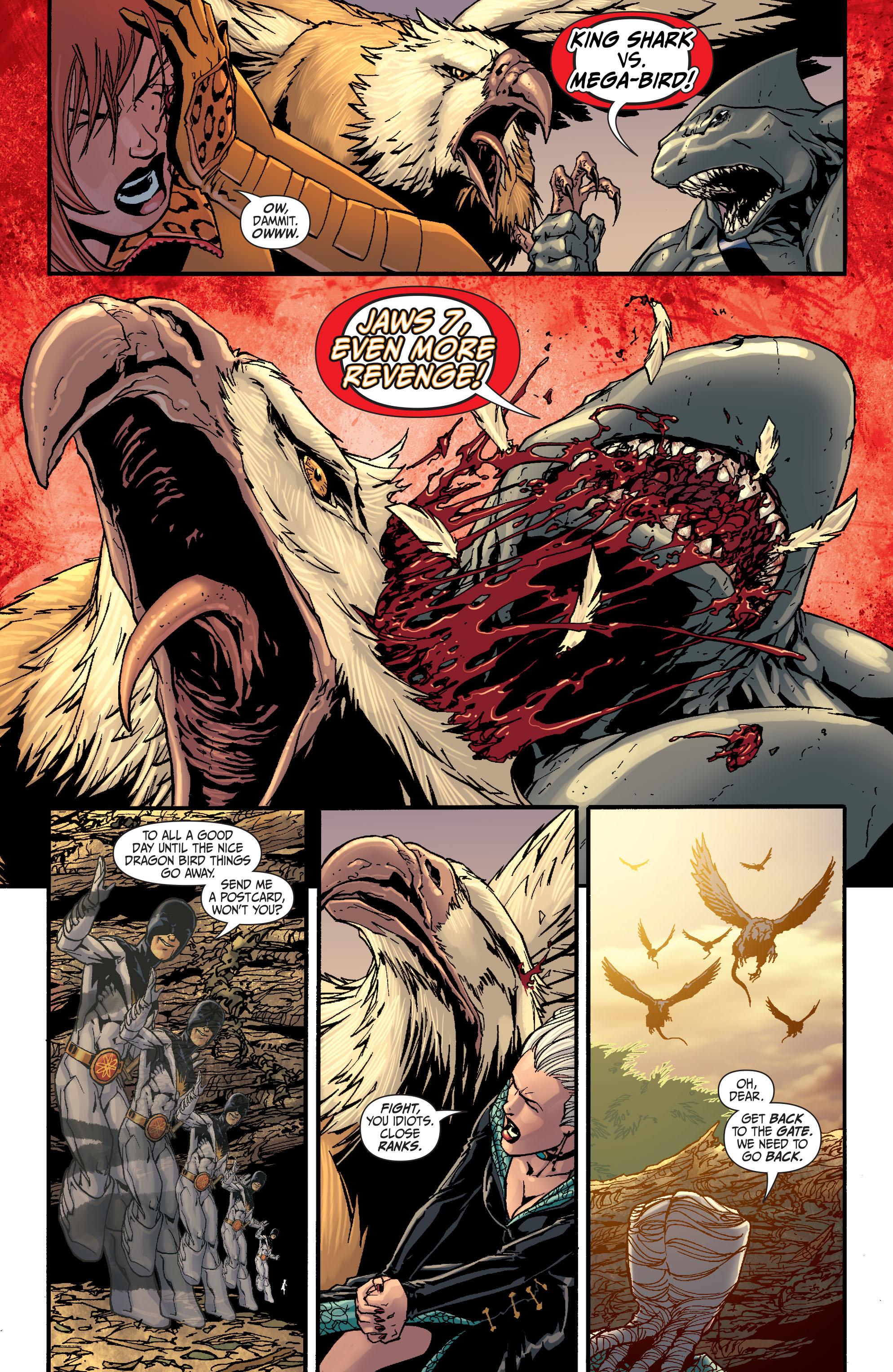 Read online Secret Six (2008) comic -  Issue #25 - 19