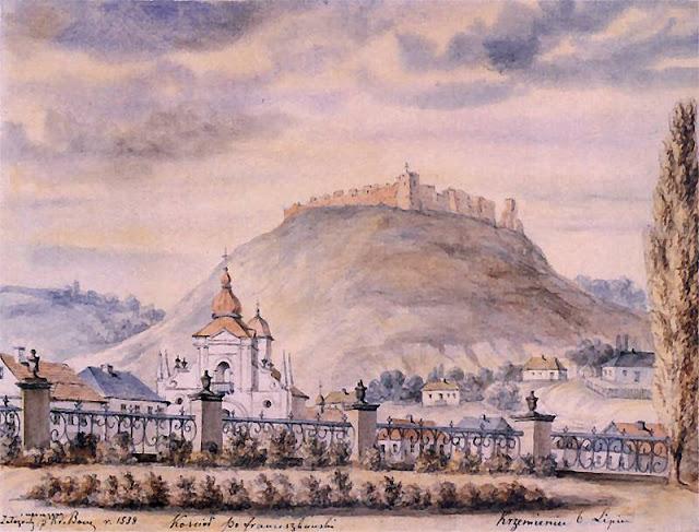 Наполеон  Орда  «Замковая гора (Бона)», 1862—1876
