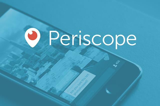 Difunde tu marca con Periscope