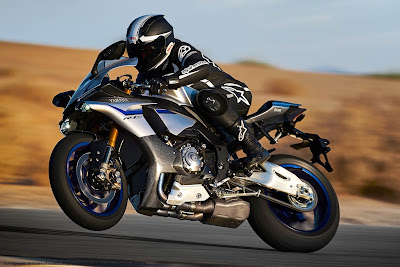 yamaha r1 power