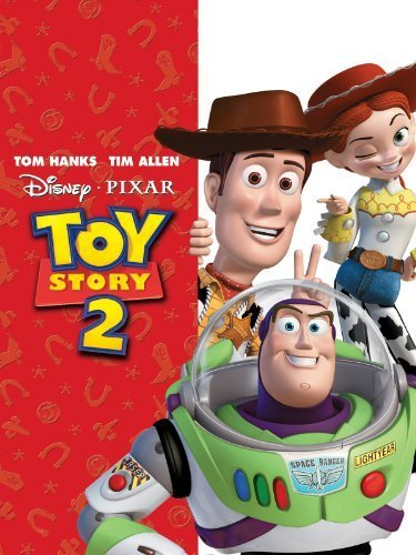 Poster Of Toy Story 2 (1999) 720p Hindi BRRip Dual Audio Full Movie Download