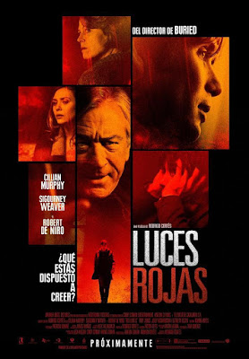 Red Lights 2012 DVD R4 NTSC Latino