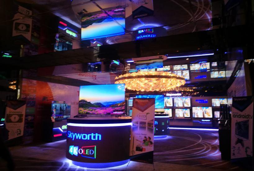 Skyworth and Toshiba unveils Next Generation UHD Smart