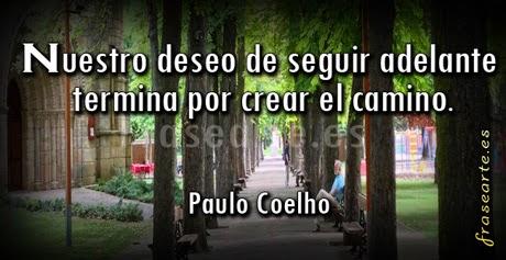 Citas para pensar - Paulo Coelho