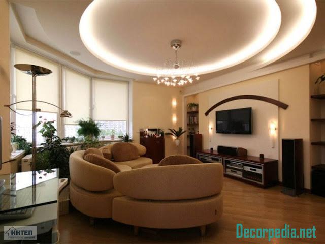 pop design, pop false ceiling design ideas for living room and hall 2019, false ceiling with backlight
