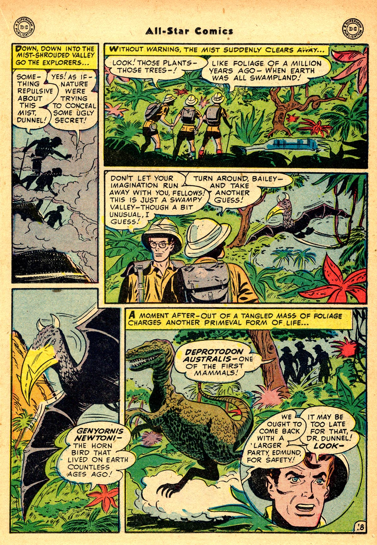 Read online All-Star Comics comic -  Issue #48 - 21