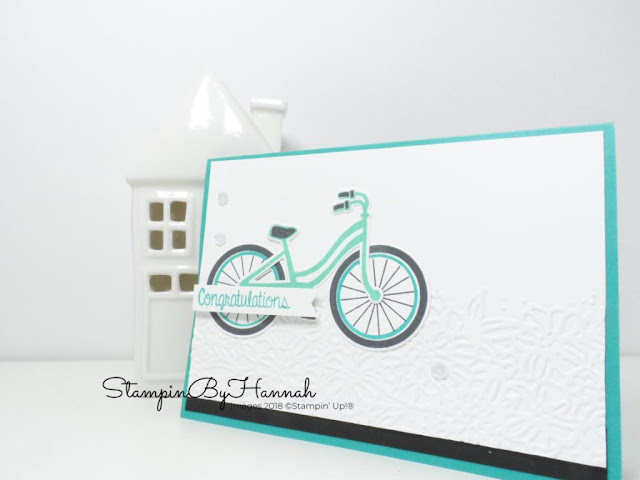 Bike Ride by Stampin Up