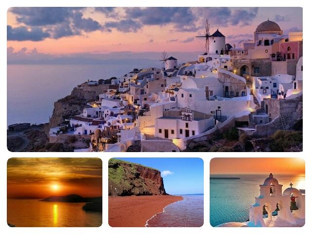 Que lugares ver y visitar en Santorini