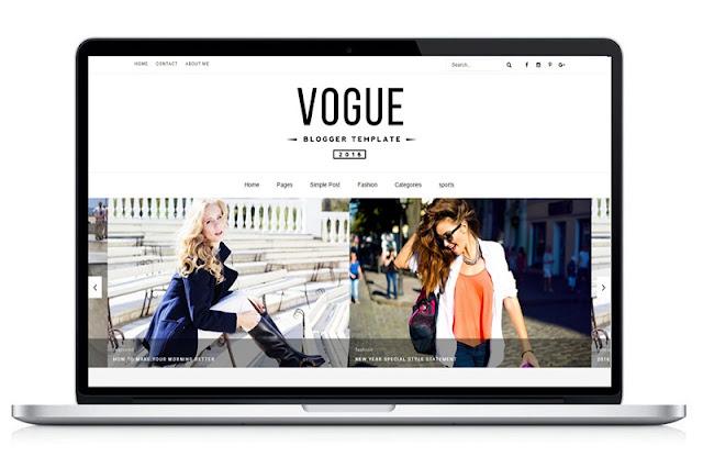 vogue-blogger-template