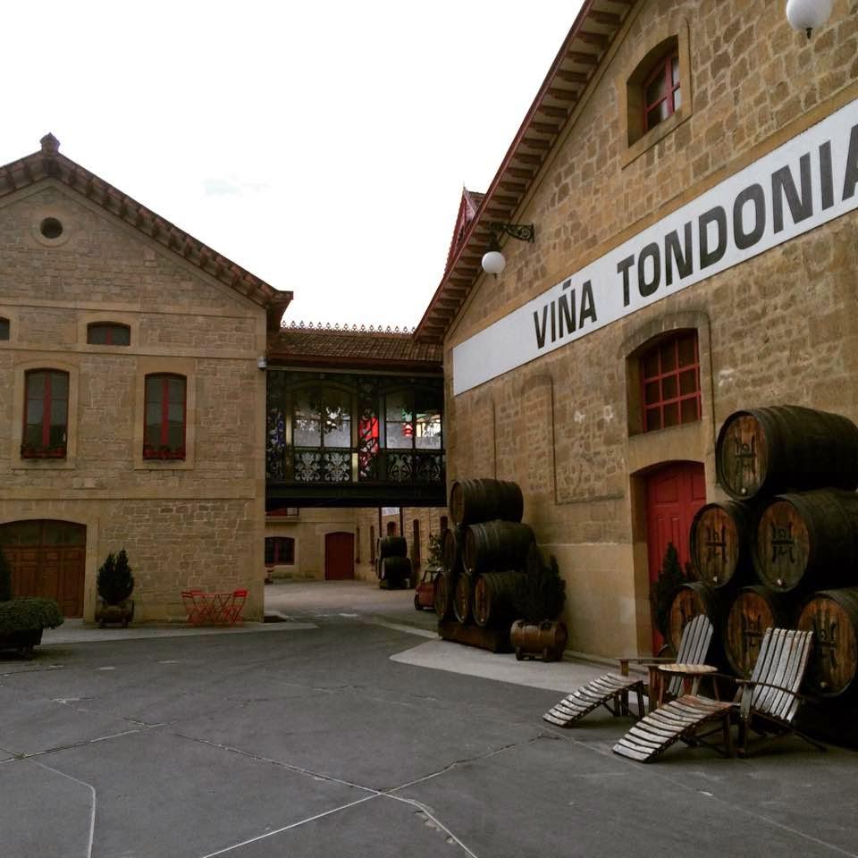 Foto de las Bodegas López de Heredia - Viña Tondonia | caravaneros.com