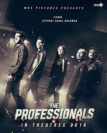 The Professionals 2016 WEB-DL 480p & 720p