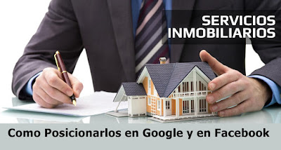 Como Posicionar mi inmobiliaria en Facebook y Google