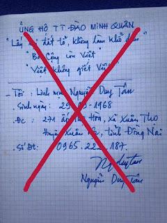 Linh mục cực đoan Nguyễn Duy Tân bị trảm
