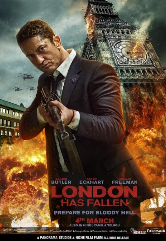فیلم دوبله: سقوط لندن (2016) London Has Fallen