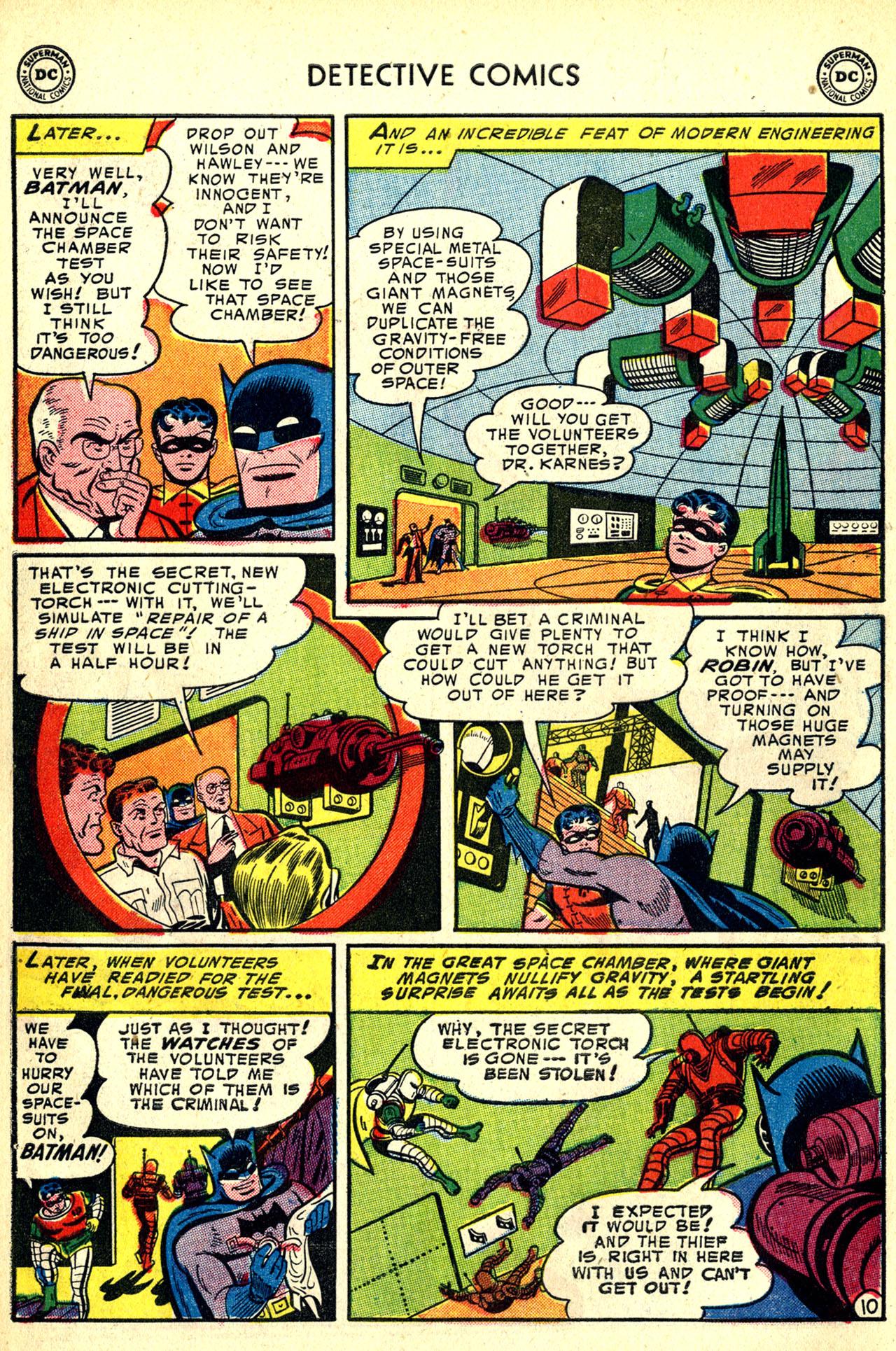 Detective Comics (1937) 208 Page 11