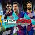 تحميل لعبة الاسطورة بيس 18 || PES 2018 v2.2.0 مود برشلونة Barcelona اخر اصدار ( ميديا فاير - ميجا )