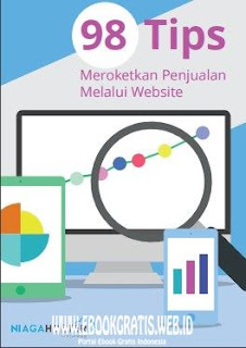 Ebook Tips Roketkan Penjualan Melalui Website