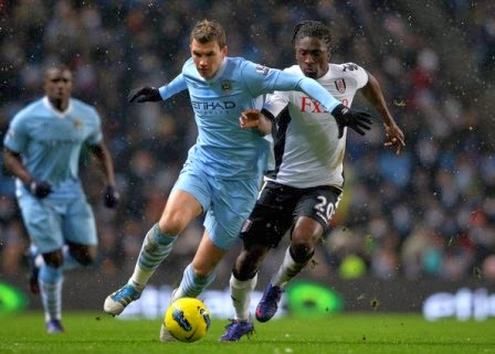 Manchester City vs Fulham