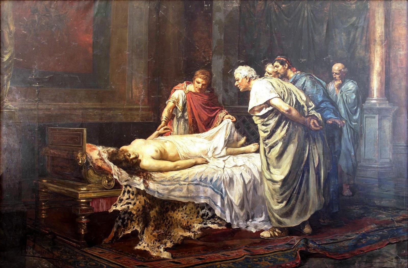 La muerte de la madre adulta