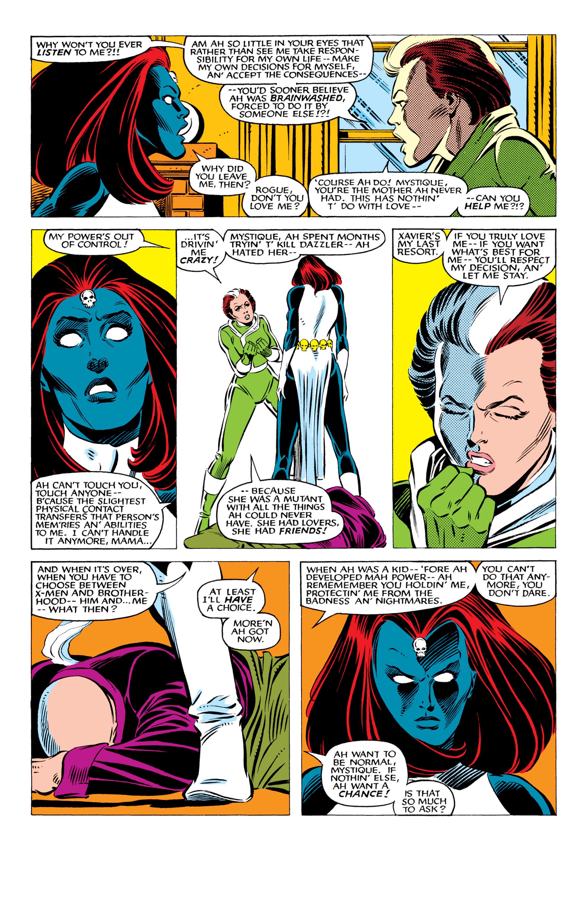 Read online Uncanny X-Men (1963) comic -  Issue #178 - 21