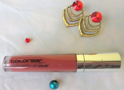 Colorbar Deep Matte Lip Creme in DEEP COCO