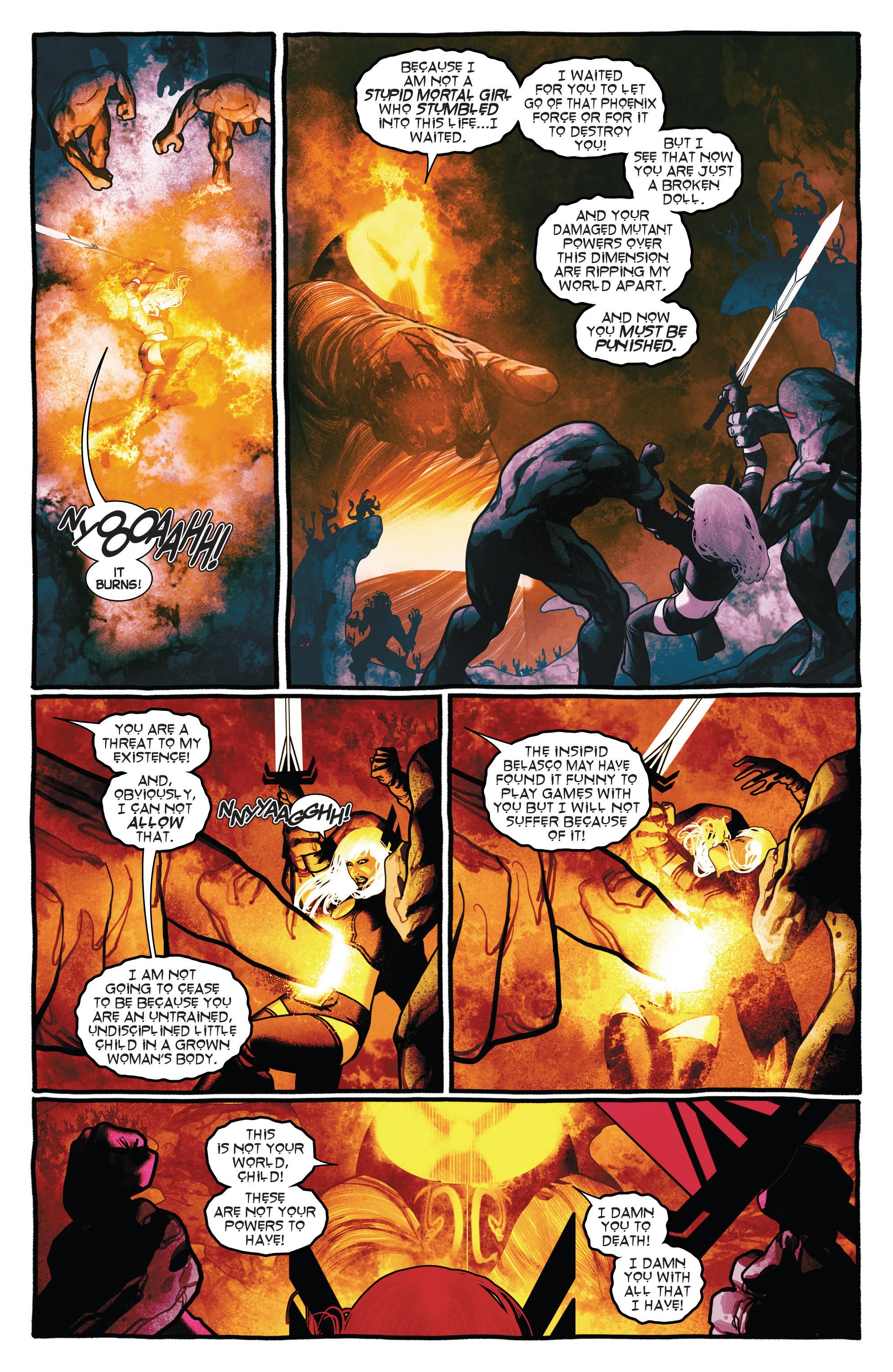 Read online Uncanny X-Men (2013) comic -  Issue #5 - 8