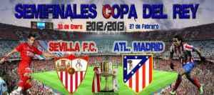 Semifinal  (Sevilla FC-Atlt. Madrid)