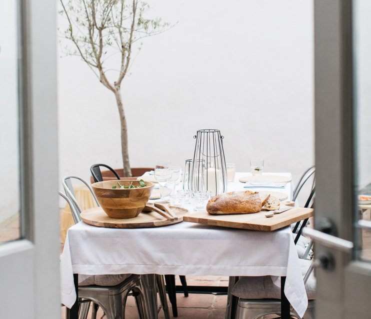 I 5 step per allestire l'aperitivo perfetto in terrazza!