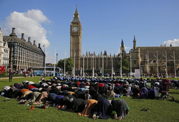 مناطق انتشار الإسلام