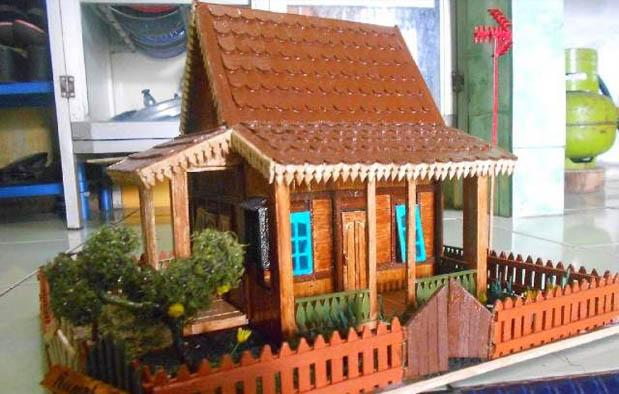 950 Koleksi Gambar Rumah Betawi Asli Terbaru