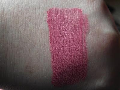 Hard Candy Velvet Mousse Matte Lip Color Sweet Pea