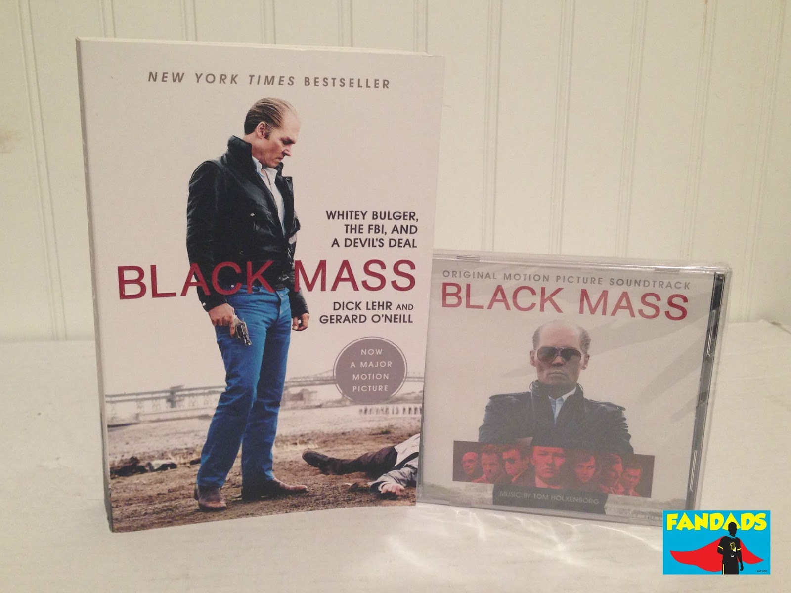 Fandads: Black Mass Mini-Review and Giveaway