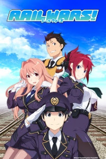 Download Rail Wars! BD Batch Subtitle Indonesia