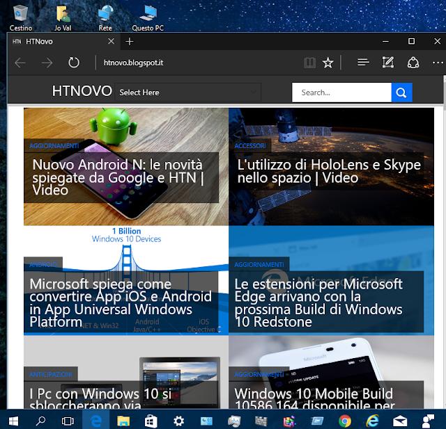 Esclusiva Italia! Microsoft mostra in anteprima il supporto WebAssembly sperimentale nel browser Edge | Video