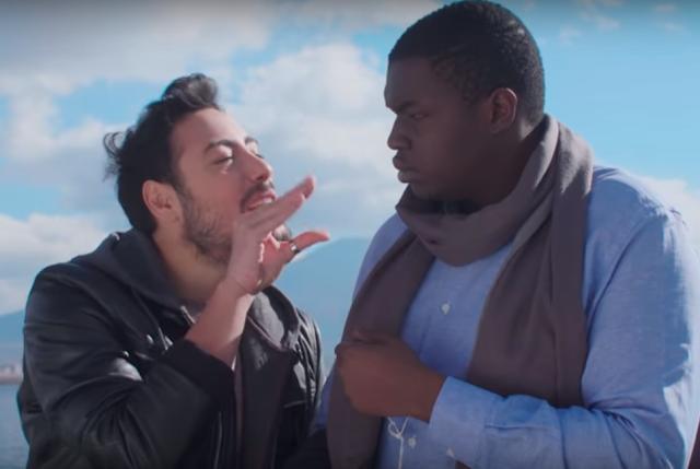 """""""Aiutiamoli a casa loro"""", il video virale di The Jackal e ActionAid"""