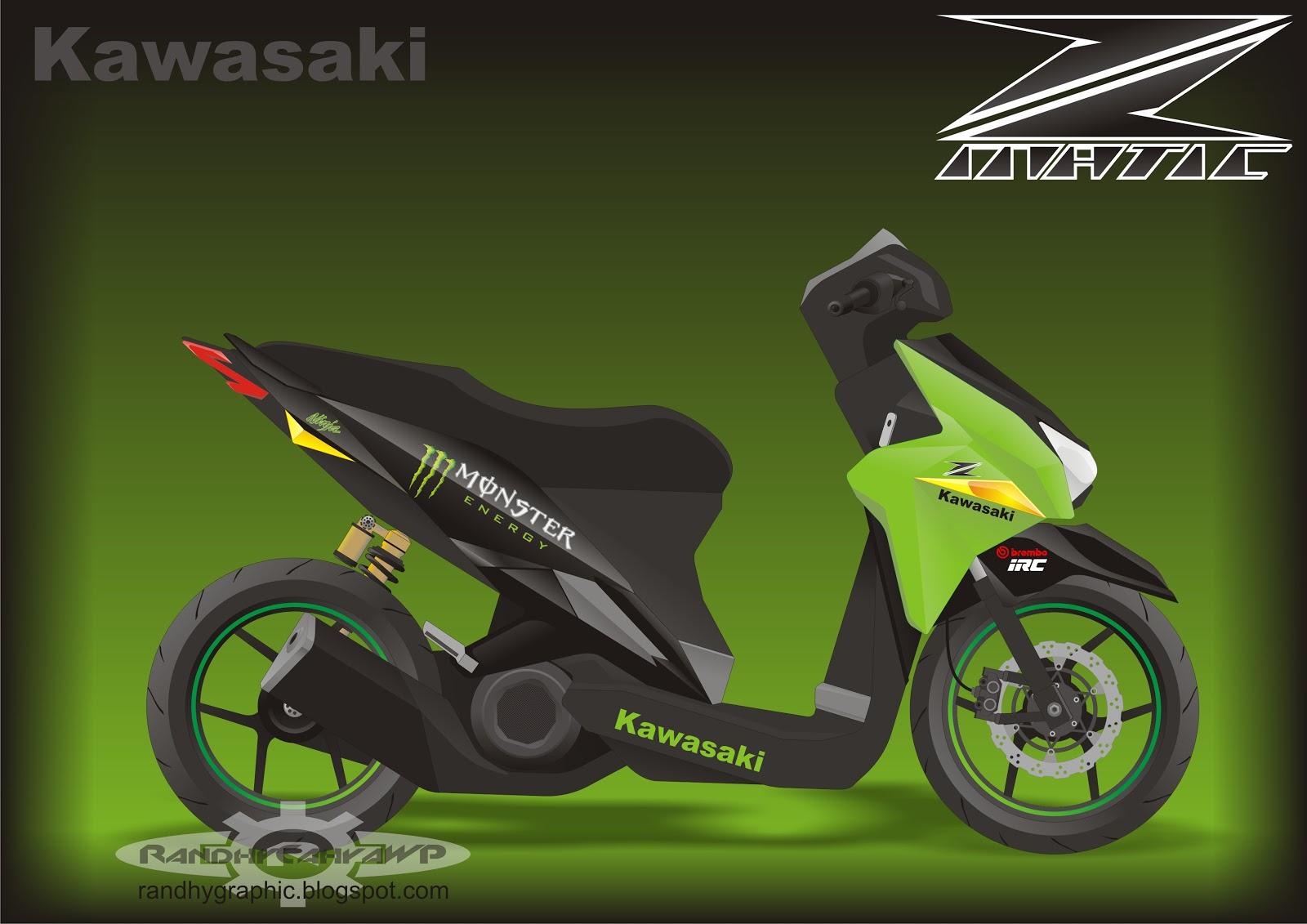 Kawasaki Z125 Matic