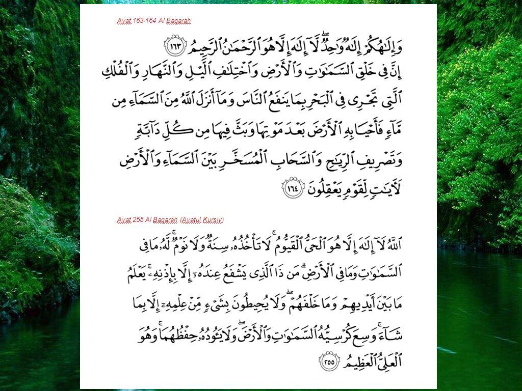 Aghnia S Collections Ayat Ayat Manzil