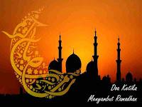 Doa ketika menyambut bulan ramadhan