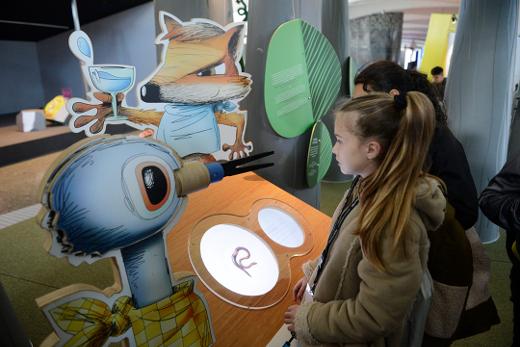 Los niños y niñas disfrazados de personajes de cuentos populares tendrán entrada gratis al Museu de les Ciències el lunes 24 de diciembre